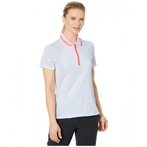 adidas Golf AEROREADY Engineered Polo Shirt White