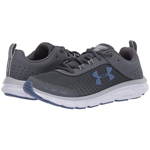 Under Armour UA Charged Assert 8 Pitch Gray/White/Hushed Blue