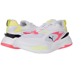 PUMA RS-Fast Pop Puma White/Ignite Pink/Soft Fluo Yellow