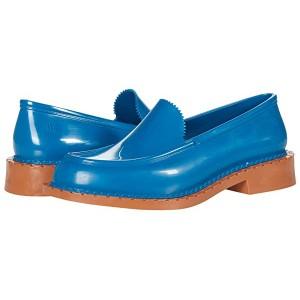 Melissa Shoes Penny Loafer Blue/Brown