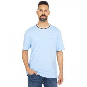 Short Sleeve Semi Fancy Collar