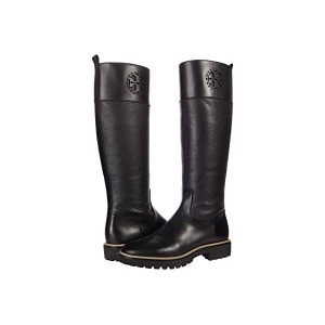 Tory Burch Miller 30 mm Lug Sole Boot Perfect Black/Perfect Black