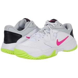 Nike Court Lite 2 White/Laser Fuchsia/Hot Lime/Grey Fog