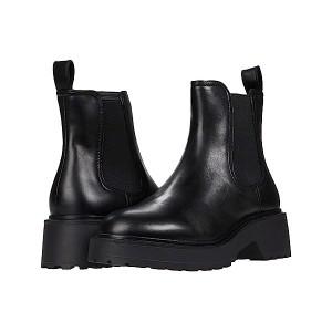 Steve Madden Trap Boot Black Leather
