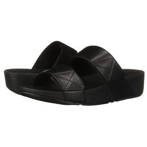 FitFlop Mina Slide All Black