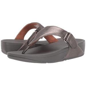 FitFlop Sarna Toe Thong Sandal Pewter