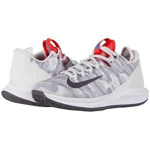 Nike Court Air Zoom Zero HC Platinum Tint/Thunder Grey/Laser Crimson