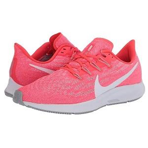 Nike Air Zoom Pegasus 36 Laser Crimson/White/Light Smoke Grey