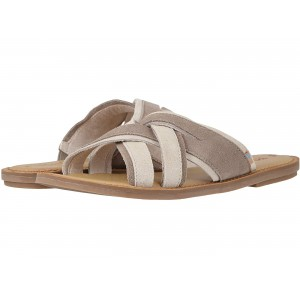 TOMS Val Desert Taupe Suede