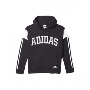 Core Color-Block Hooded Pullover (Big Kids)
