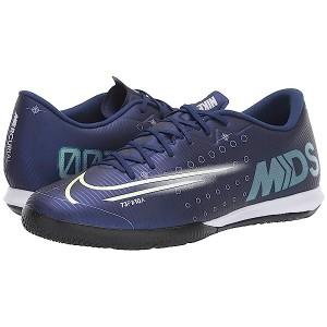 Nike Vapor 13 Academy MDS IC Blue Void/Metallic Silver/White/Black