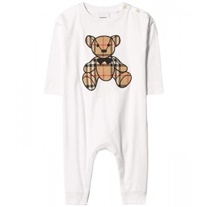 Bear One-Piece Check (Infant)