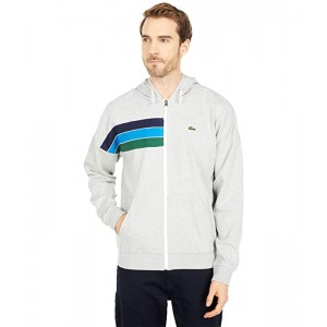 Long Sleeve Rainbow Stripe Sweatshirt