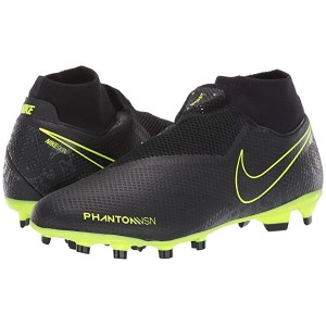 Nike Phantom VSN Pro DF FG Black/Black/Volt