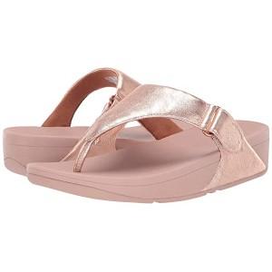 FitFlop Sarna Toe Thong Sandal Rose Gold