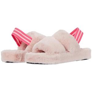 Steve Madden Fluff Slipper Pink