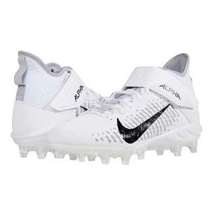 Nike Alpha Menace Pro 2 Mid White/Black/Wolf Grey/Anthracite