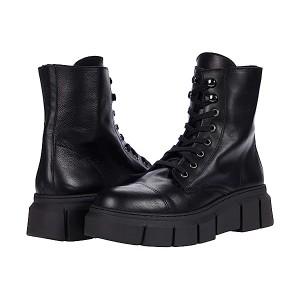 Steve Madden Danube Bootie Black Leather