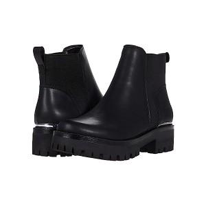 Steve Madden Baylee Chelsea Boot Black Leather