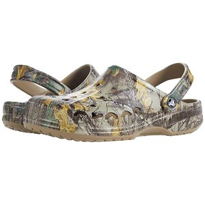 Crocs Baya Realtree Xtra Clog Khaki