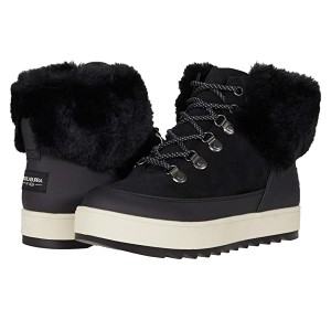Koolaburra by UGG Tynlee Lace-Up Black
