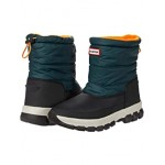 Hunter Original Insulated Snow Boot Short Green Jasper/Geysers