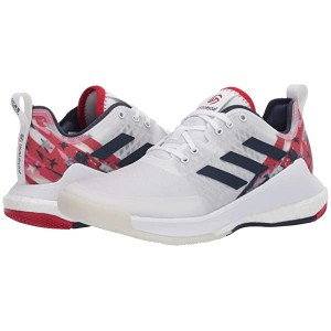 adidas Crazyflight Usav Edition Footwear White/Collegiate Navy/Power Red