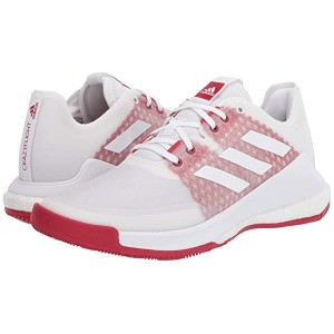 adidas Crazyflight Footwear White/Footwear White/Power Red