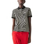 National Geographic Short Sleeve All Over Print Polo