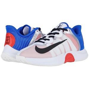 Nike NikeCourt Air Zoom GP Turbo White/Black/Racer Blue/Light Crimson