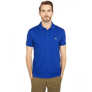 Lacoste Short Sleeve Slim Fit Pique Polo Cosmic