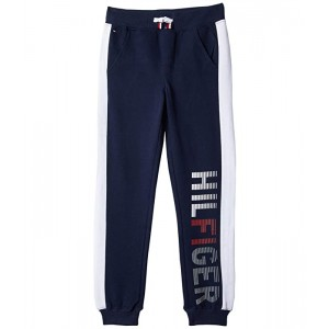 Tommy Hilfiger Kids Bruce Sweatpants (Bid Kids) Navy Blazer