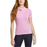 Lacoste Short Sleeve Slim Fit Stretch Pique Polo Pinkish