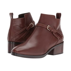 Cole Haan Etta Bootie II Harvest Brown Leather