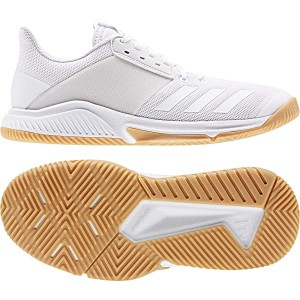 adidas Crazyflight Team Footwear White/Footwear White/Gum M1
