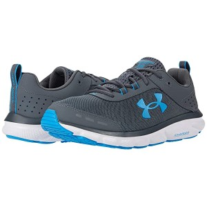 Under Armour UA Charged Assert 8 Pitch Gray/White
