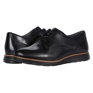 Cole Haan Original Grand Plain Oxford Black Leather