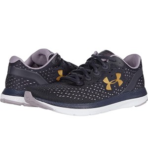 Under Armour Charged Impulse Blackout Purple/Halo Gray