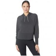 Nike Studio Pullover Versa Hoodie Black Heather/Black