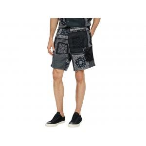 Levis Premium Utility Shorts II Multi Bandana Beautiful Black