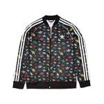 Trefoil All Over Print Track Top (Little Kidsu002FBig Kids)