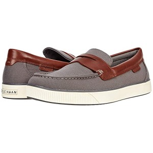 Cole Haan Nantucket 2.0 Penny Grey Textile/Woodbury