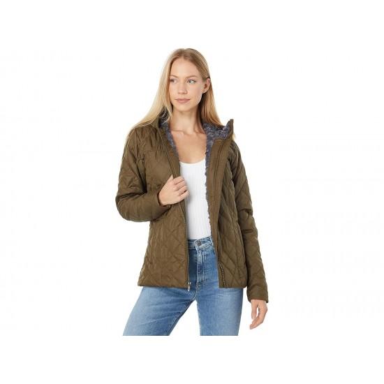 Copper Crest Hooded Jacket