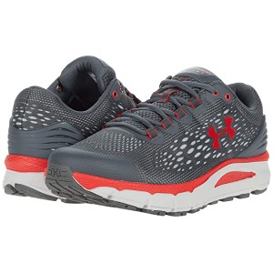 Under Armour Charged Intake 4 Pitch Gray/Halo Gray/Versa Red