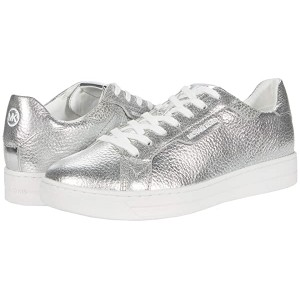 MICHAEL Michael Kors Keating Lace-Up Silver
