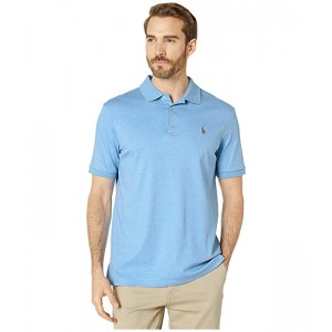 Polo Ralph Lauren Classic Fit Soft Cotton Polo Soft Royal Heather