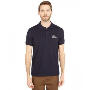 Short Sleeve Solid with Graphic Croc