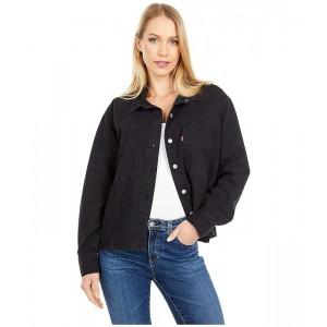 Levis Womens Maple Utility Shirt Black Rose