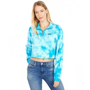 Chromoed Cloud Mock Pullover