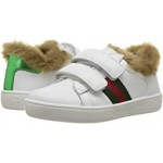 New Ace Faux Fur Sneaker (Toddler)